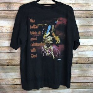 Wrangler Rodeo Cowboy Bull Vintage Single Stitch